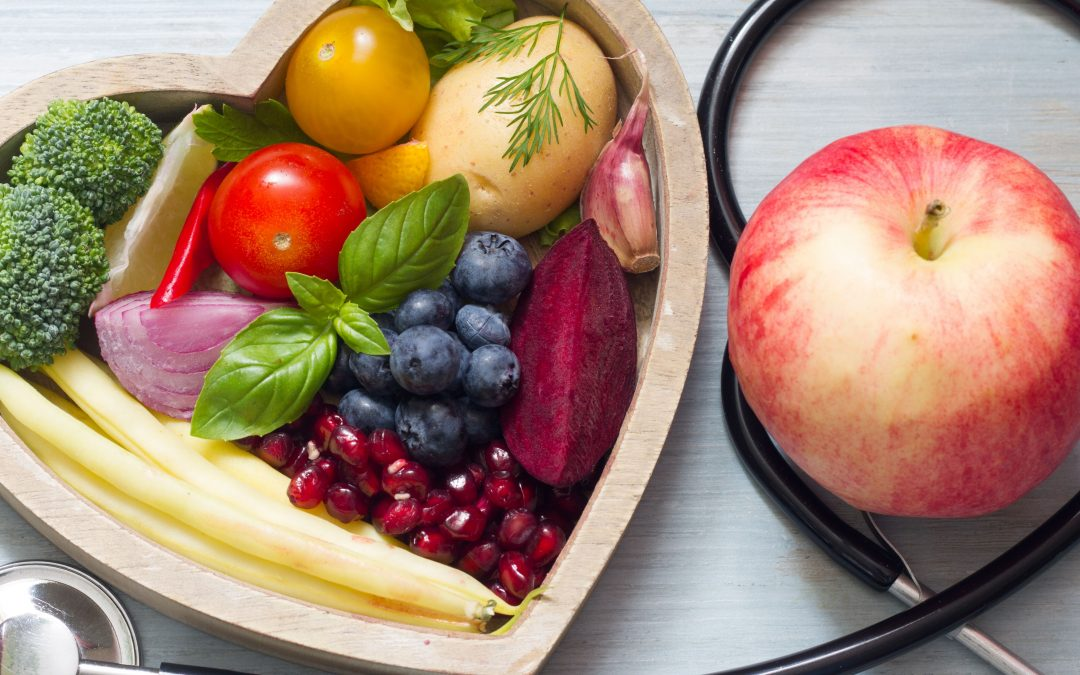 5 Tips to Start Building a Healthy Heart